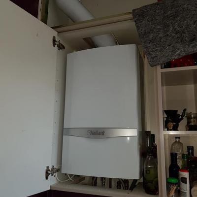Installation chaudere condensation